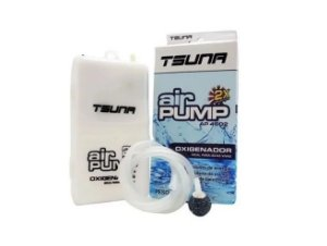 Oxigenador Iscas Vivas 2 Velocidades Tsuna Ap 4502 Air Pump