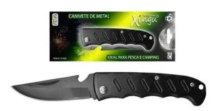 CANIVETE PESCA CAMPING CABO METAL - XINGU XV2928