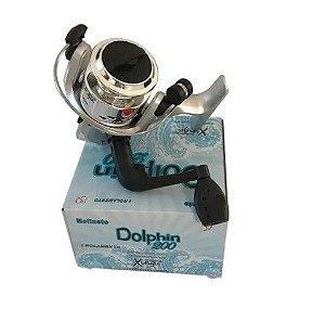 MOLINETE XINGU DOLPHIN 200 IBB XV2533 PRATA