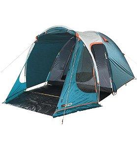 Barraca Camping Nautika 5/6 Pessoas Coluna D'agua 2500mm