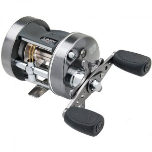 CARRETILHA MARINE SPORTS CASTER PLUS 400 ESQUERDA