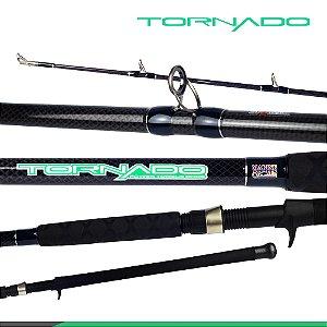 VARA 2 PARTES CARRETILHA MARINE SPORTS TORNADO TO-C602H 1,83M  20-40LBS