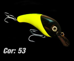ISCA ARTIFICIAL BORBOLETA GORDUCHA COR 53 14G 7,5CM FLOATING