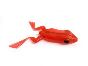 ISCA ARTIFICIAL SOFT MONSTER X-FROG TOP W RED