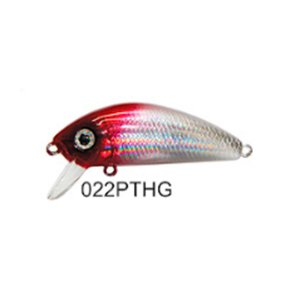 ISCA ARTIFICIAL STRIKE PRO MUSTANG MINNOW45 MG-002F COR 022PTHG