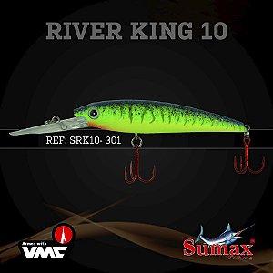 ISCA ARTIFICIAL SUMAX RIVER KING 10MM SRK-10-301