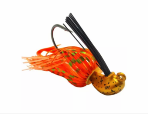 ISCA ARTIFICIAL SUMAX SUPER JIG 21G ORANGE GLITE PEC SSJ-3/4-18