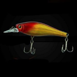 ISCA ARTIFICIAL SUMAX VISION SHAD HG,BACHI CROWN PEC SVS-75-058