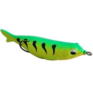 ISCA ARTIFICIAL YARA SNAKE FISH 9CM 12G COR 11 FIRE TIGER