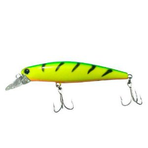 ISCA ARTIFICIAL YARA TOP MINNOW 7,5CM 7,8G COR 11 FIRE TIGER