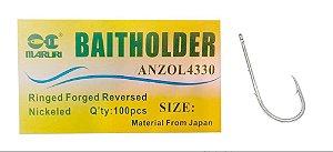 ANZOL CAIXA MARURI BAITHOLDER 10 C/100