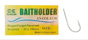 ANZOL CAIXA MARURI BAITHOLDER 2/0 C/100