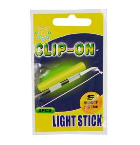 ILUMINADOR LIGHT STICK CLIP-ON 3,3 X 3,7MM COM 2 BASTÕES