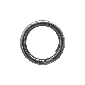 GIRADOR SPLIT RING CARTELA ALBATROZ FISHING Nº 08 C/ 6 PÇS