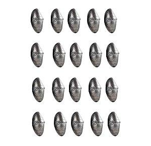 KIT COM 20 CHUMBADAS TRADICIONAL 10 GRAMAS