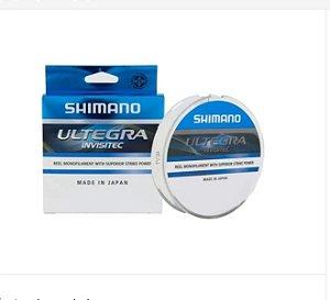 LINHA MONOFILAMENTO SHIMANO ULTEGRA INVISI 0,285MM X 1370M