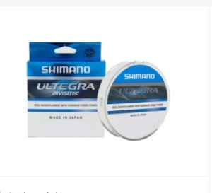 LINHA MONOFILAMENTO SHIMANO ULTEGRA INVISI 0,355M X 790M