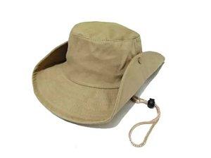 Chapéu Pesca Camping Safari Com Proteção Jogá - Caqui