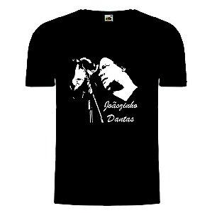 Camisa Joãzinho Dantas preta