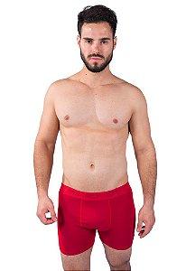 Cueca Boxer Homem Moderno - Algodão - Qtal Lingerie