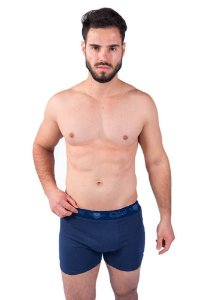 Cueca Boxer Homem Moderno - Microfibra - Qtal Lingerie