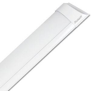 LUMINARIA DE LED SLIM SOBREPOR  2400X115MM 72W