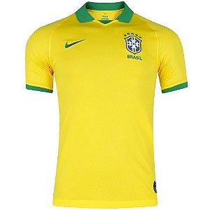 Camisa da Seleção Brasileira I 2019 Nike - Masculina