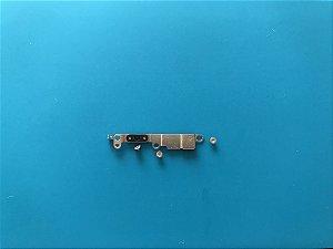 Blindagem Botão Home Iphone 7 + Parafusos