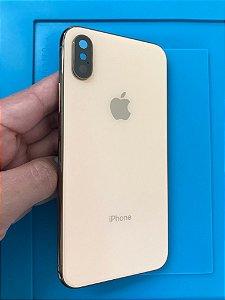 Carcaça Iphone XS Rose Gold Chassi Impecável sem Detalhes !!!