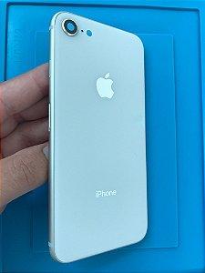Carcaça Chassi Iphone 8 Branca Original Apple