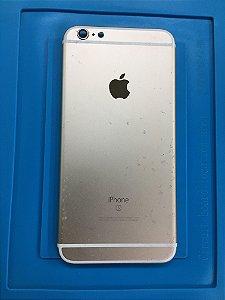 Carcaça Chassi Iphone 6s Plus Dourado Original Apple Detalhes