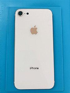 Carcaça Chassi Iphone 8 Rose Original Apple!