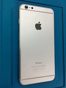 Carcaça Chassi Iphone 6 Plus Prata Original Apple