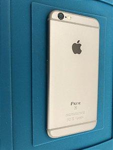 Carcaça Chassi Iphone 6s Cinza Espacial com  Pequeno Detalhe