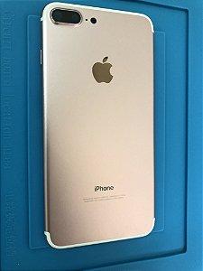 Carcaça Iphone 7 Plus Rose Original Apple