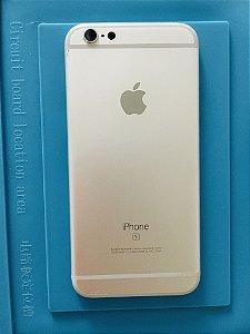 Carcaça Chassi Iphone 6s Prata Original Apple detalhes