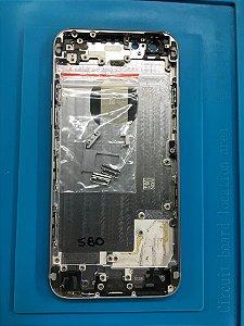 Carcaça Chassi Iphone 6 Cinza Espacial Original Impecável!!!