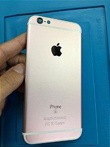 Carcaça Chassi Iphone 6s  Rose Original Apple Com detalhes !!