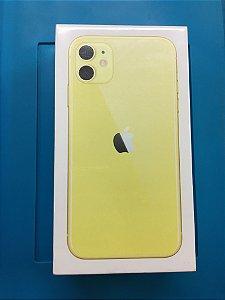Iphone11 128gb Novo Original Apple Amarelo