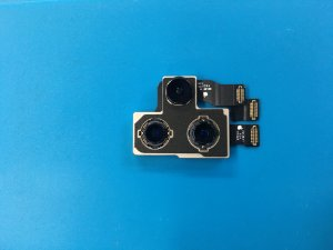 Câmera Traseira Iphone 11 Pro Original Retirada de Aparelho