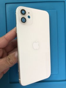 Carcaça Chassi Iphone 11 Branco Original Apple Zerada!!