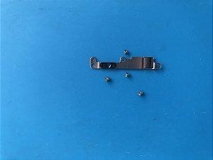 Blindagem Botão Home Iphone 8 + Parafusos