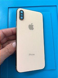 Carcaça Iphone XS Rose Gold Original Apple!!!