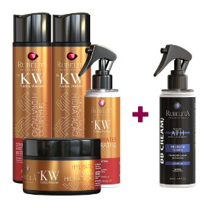 Kit Hydrates By Karlos Wendell + BB Cream - Deu Match