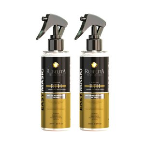 Kit 2 Máscara Spray Easy Mask Tecnologia RTH 200ml - Rubelita