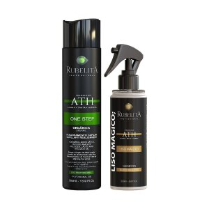 Kit One Step 300 ml + Liso Magico 200 ml - Rubelita