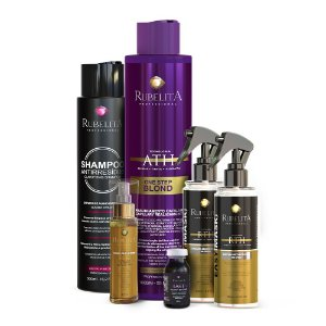 Kit Realinhamento Blond Profissional Rubelita Professional