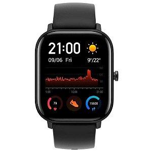 Relógio Xiaomi Amazfit GTS A1914 Ocsidian black