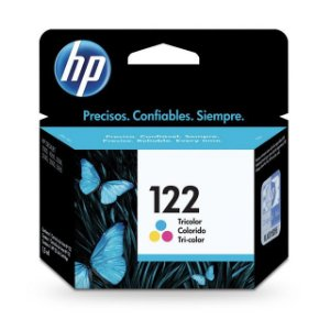 Cartucho HP 122 COLOR
