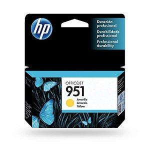 CARTUCHO HP 951 AMARELO 8ML